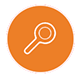 Small search icon